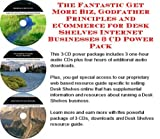 img - for The Fantastic Get More Biz, Godfather Principles and eCommerce for Desk Shelves Internet Businesses 3 CD Power Pack book / textbook / text book