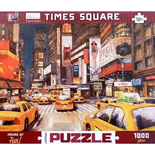 Times Square 1000 Piece Puzzle