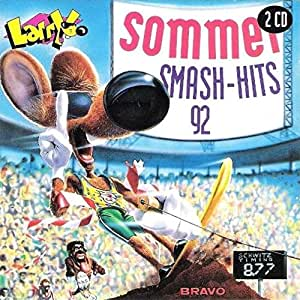 Various - Larry Präsentiert: Sommer Smash Hits '92 - Columbia - COL 472175 2