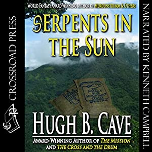 Serpents in the Sun Audiobook
