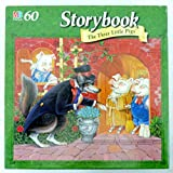 Milton Bradley's Storybook Puzzle: Jack and the Beanstalk