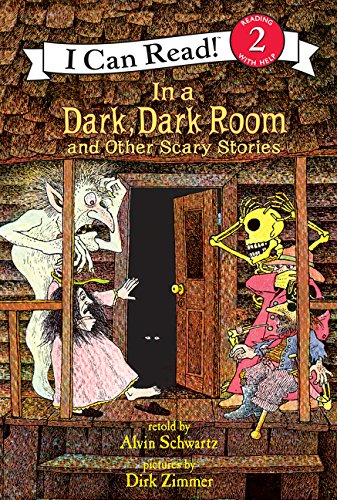 In a Dark, Dark Room and Other Scary Stories (An I Can Read Book)