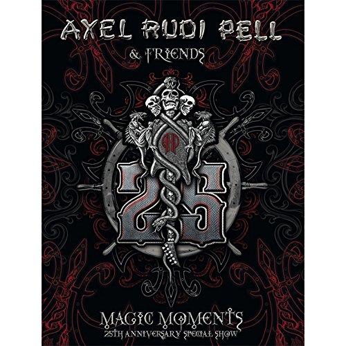 Axel Rudi Pell - Magic Moments - 25th Anniversary (3 Dvd)