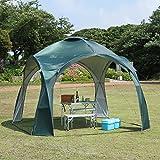 システムK サンシェード・シェルター アウトドアイベント用テント 組立簡単