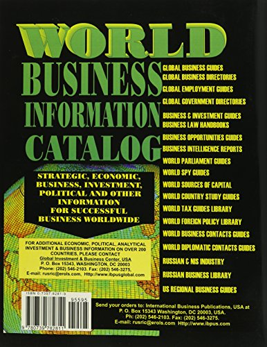Ethiopia Foreign Policy and Government Guide (World Business Intelligence Library)