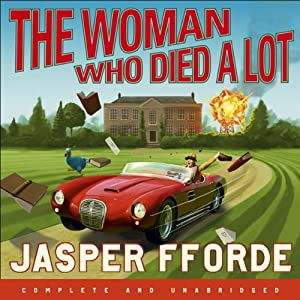 The Woman Who Died a lot Hörbuch