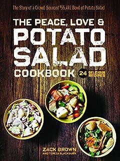 Book Cover: The Peace, Love & Potato Salad Cookbook