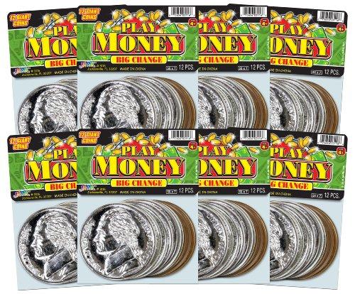 Ja-Ru Play Money Big Change Party Favor Bundle Pack front-769373