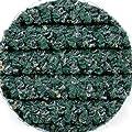 Andersen 296 Green Polypropylene WaterHog DiamondCord Mat, 5' Length x 3' Width