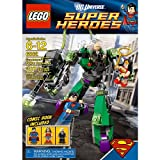 LEGOスーパーヒーローズスーパーマン対パワーアーマーレックス 6862 並行輸入品 アメリカから発送