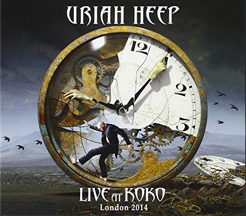 Uriah Heep-Live At Koko-DELUXE EDITION-2CD-FLAC-2015-NBFLAC Download