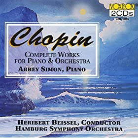 Chopin: Works For Piano And Orchestra (Complete)