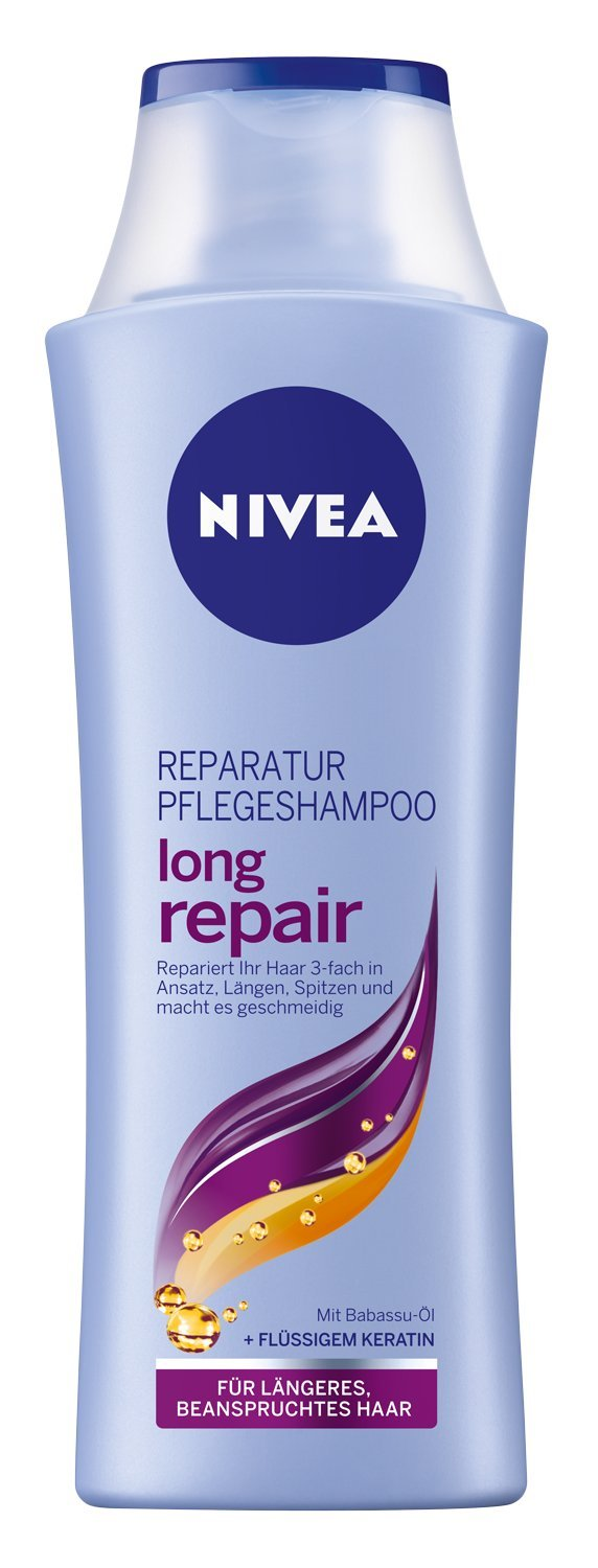 Nivea Reparatur Pflegeshampoo Long Repair,