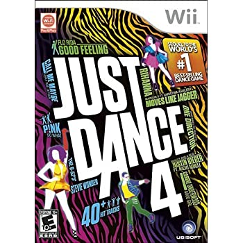 Set A Shopping Price Drop Alert For Just Dance 4 - Nintendo Wii
