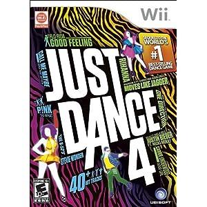 Amazon.com: Just Dance 4: Nintendo Wii: Video Games