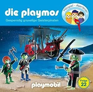 Die Playmos / Folge 22 / Gespenstig Gruselige Geisterpiraten