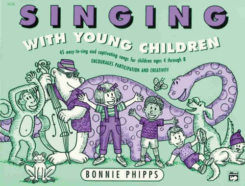 Singing with Young Children : Book & Cassette