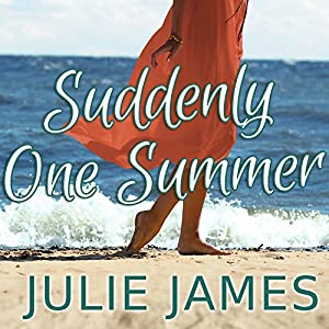 Suddenly One Summer Audiobook by Julie James Narrated by Karen White
