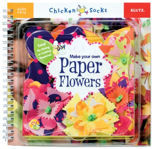 Make Your Own Paper Flowers (Maake Your Own)