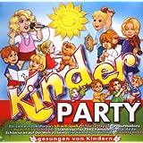 Kinderparty zum mitsingen (28 Hits auf 2 CDs gesungen von Kindern)