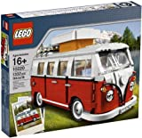 LEGO Creator Volkswagen T1 Camper Van 10220 Plaything, Amusement, Play, Toys, Game