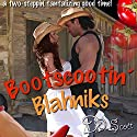 Bootscootin' Blahniks: The Bootscootin' Books, Book 1 Audiobook by D. D. Scott Narrated by Christine Padovan