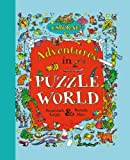 Adventures in Puzzle World (Usborne Young Puzzles)