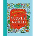 Adventures in Puzzleworld (Young Puzzles) (Usborne Young Puzzles)