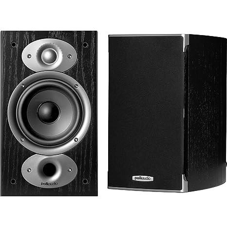 Polk Audio RTIA1 Paire d'Haut-parleurs à 2 Voies-20-125 W Noir