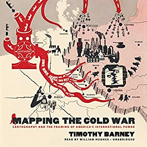Mapping the Cold War Audiobook