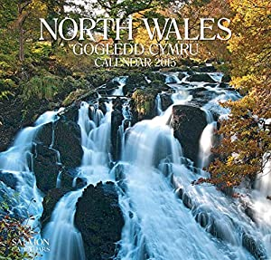 North Wales Large Wall Calendar 2015
