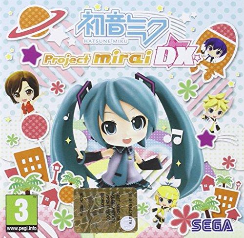 Hatsune Miku: Project Mirai D - Day-One Edition