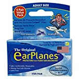 Original EarPlanes Adult 5 Pack