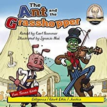 The Ant and the Grasshopper | Livre audio Auteur(s) : Carl Sommer Narrateur(s) : Carl Sommer