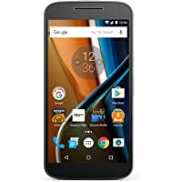 "Motorola Moto G 5.5"" 16GB 4G LTE Unlocked GSM & CDMA Android Smartphone (Black) + Republic Wireless GSM SIM Card Kit"