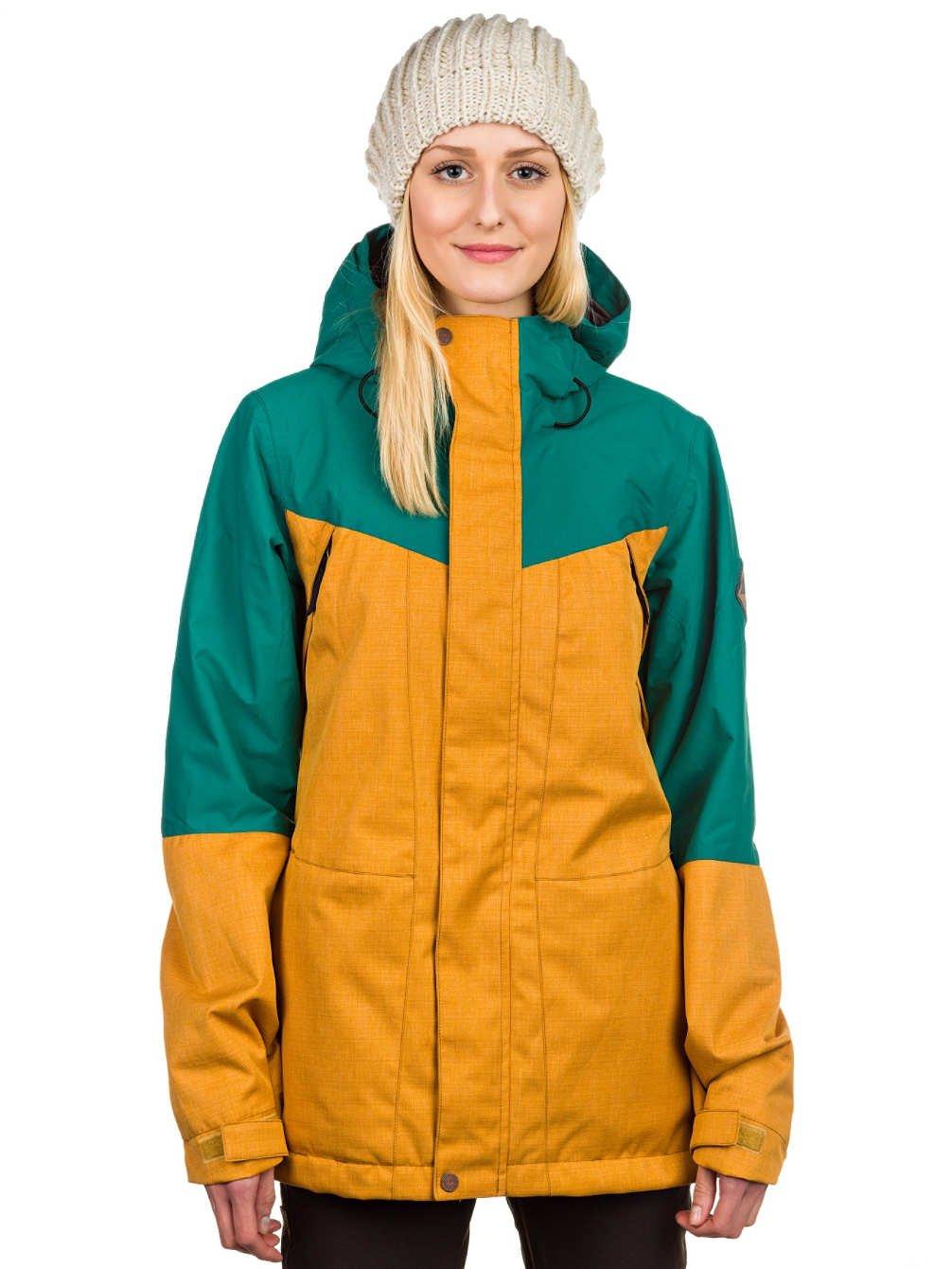 Damen Snowboard Jacke Bonfire Mckenna Jacket günstig kaufen