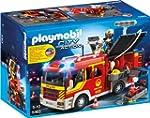 PLAYMOBIL 5363 - L�schgruppenfahrzeug...