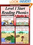 Level 1 Start Reading Phonics Books 1...