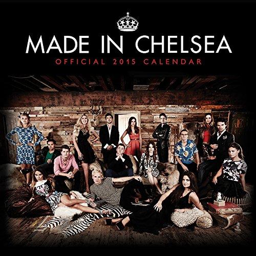 Made in Chelsea 2015 Calendar