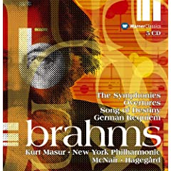 Brahms : Schicksalslied [Song of Destiny] Op.54