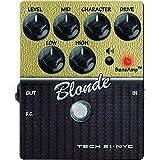 Tech 21Blonde ギター用アナログアンプシミュレーター & オーバードライブ/ディストーション 【国内正規品】