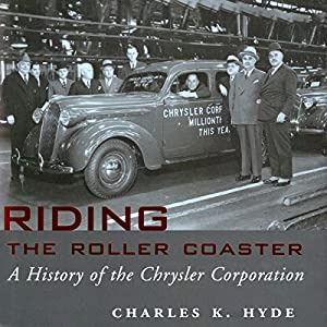 Riding the Roller Coaster Audiobook