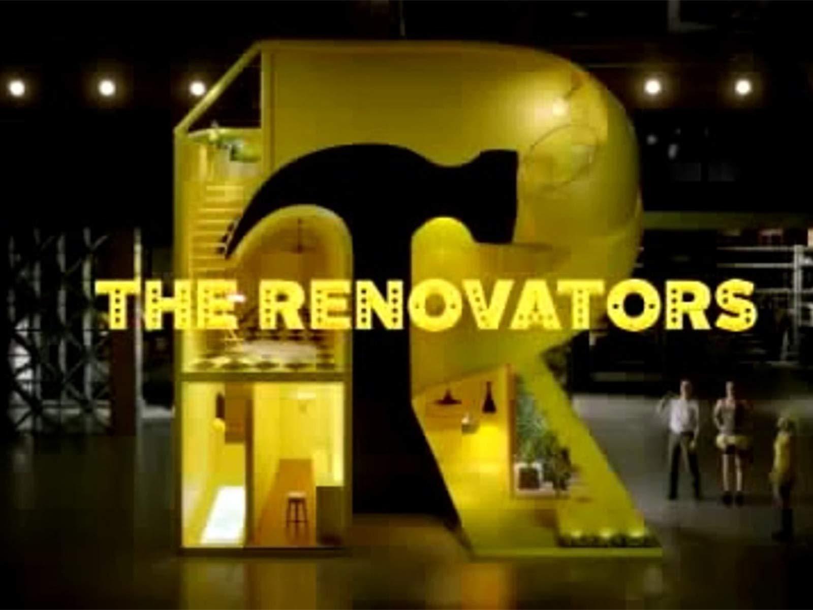 The Renovators on Amazon Prime Video UK