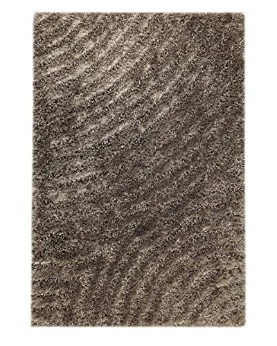 Mat Orange Tweed Rug