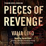 Pieces of Revenge: Titanium Book 1 | Valia Lind
