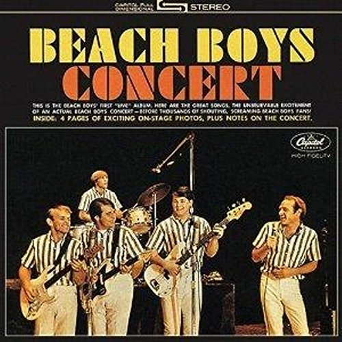 The Beach Boys - Concert/Live In London - Zortam Music