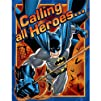 Batman Heroes and Villains Invitations 8 Party Accessory