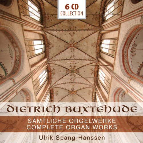 dietrich-buxtehude-complete-organ-works