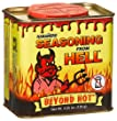 Ass Kickin' Seasoning From Hell, 4.25-Ounce Cans (Pack of 6)