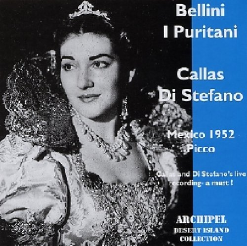 I Puritani (Callas /Di Stefano) - Bellini - CD